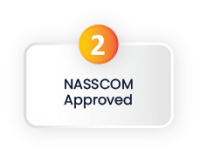 NASSCOM Approved