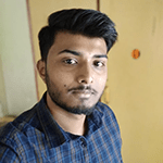 """<p style=""""text-align: justify;color: #24457A;"""">Shivendra Prakash Singh </p>"""