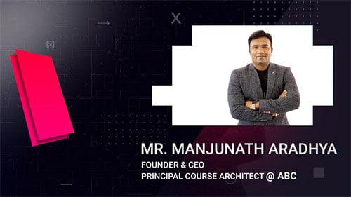Mr. Manjunath Aradhya